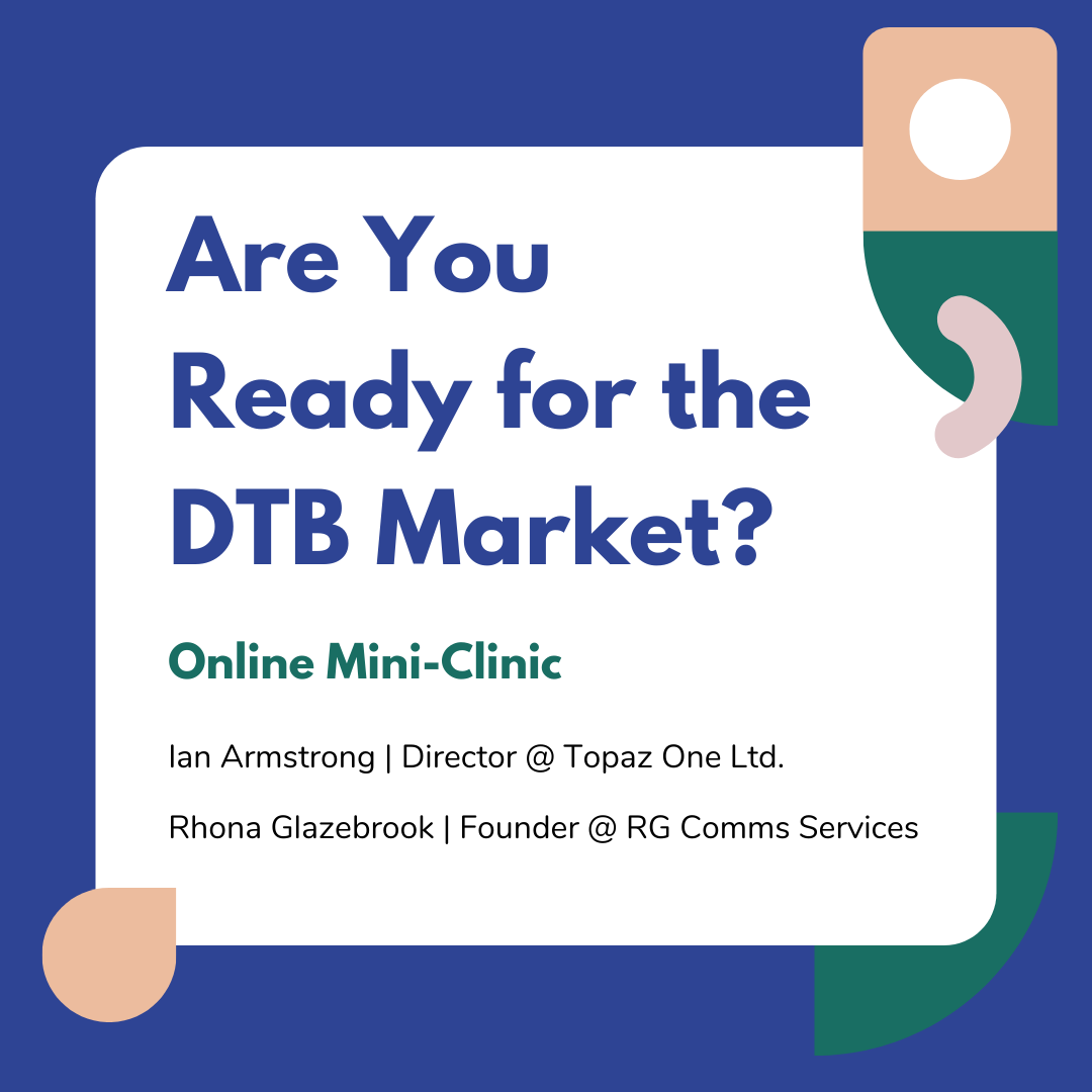 Are You Ready For The DTB Market?